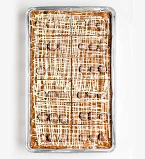 Honeycombe tray