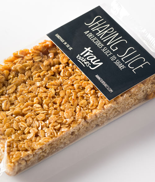 Honeycombe Crunch sharing Slice